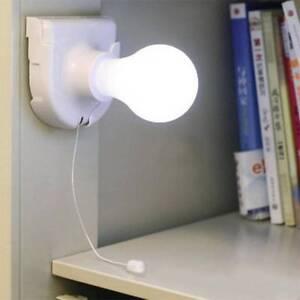 2X-fonction-batterie-lumineux-LED-Bureau-loft-lumiere-hangar-van-lampe-de-chevet