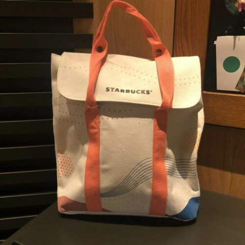 New China 2019 Starbucks Limited Edition Zongzi Backpack Shoulder Bag