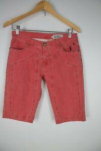 JECKERSON-Shorts-Bermuda-Jeans-Pantaloni-Trousers-Tg-28-It-42-Uomo-Man