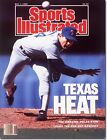 May 1, 1989 Nolan Ryan, Texas Rangers Sports Illustrated A
