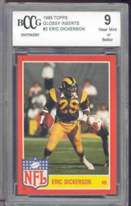 1985-topps-glossy-inserts-2-ERIC-DICKERSON-rams-BGS-BCCG-9