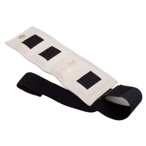 W Velcro Closure Contains Metal Pellets Vinyl Outer Fabric Ankle Weight Cuff