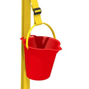 Spielzeug für draußen WICKEY Xtra-Lift Bucket Seilzug für Spielturm Module