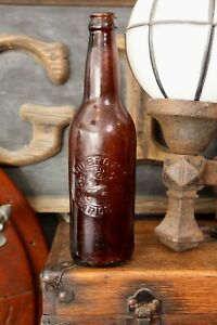 vintage-Indiana-Brewing-Company-empty-beer-bottle-brown-glass-collectible-old