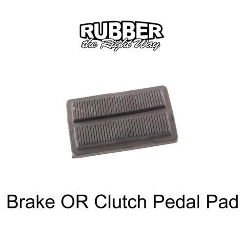 1965 1966 Ford Galaxie Brake or Clutch Pedal Pad