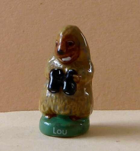 Lou 2007 Fève Nos Voisins les Hommes
