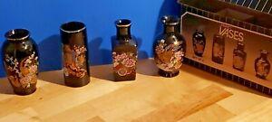1980-039-s-Miyako-Porcelain-Vases-Set-of-4-NEW-in-Original-Box-Bought-in-Japan