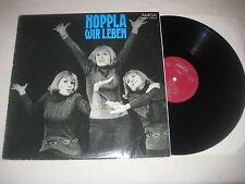 Gisela May - Hoppla wir leben   Vinyl LP Amiga