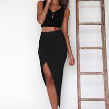 4980cd1bc1 item 4 Skinny Slit Maxi Long Pencil Skirt Fashion Ruched Side Split Slim  Split Skirt -Skinny Slit Maxi Long Pencil Skirt Fashion Ruched Side Split  Slim ...
