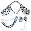 Fille 101 Dalmatiens Danse Velours Déguisement Oreilles Queue Gilet Jupe