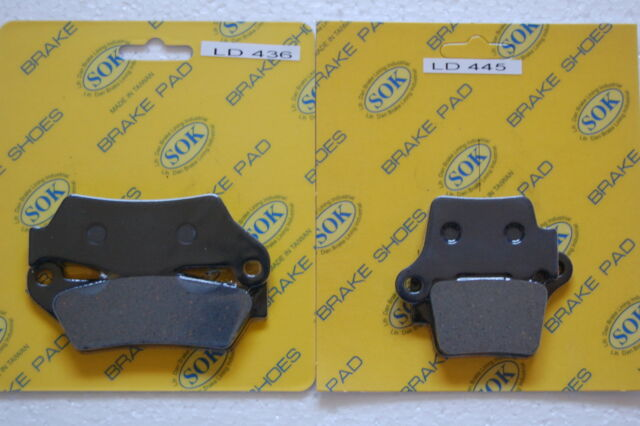 92-94 FRONT FULL SET DISC BRAKE PADS HUSQVARNA WR 250 WR250