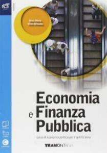 Economia-e-finanza-pubblica-Tramondtan-scuola-RCS-codice-9788823343474