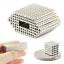 thumbnail 1 - 500Pcs-N50-Strong-Neodymium-Rare-Earth-Round-Disc-Fridge-Mini-Magnets-2-x-2mm