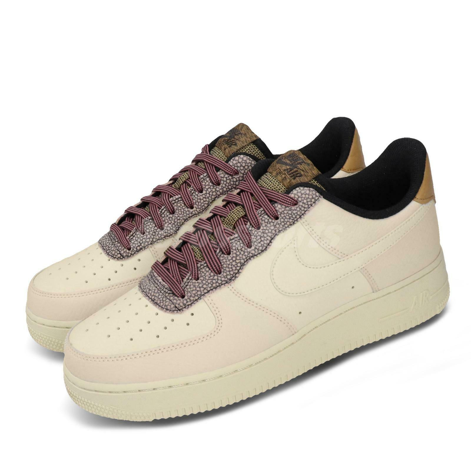 Nike Air Force 1 Low 07 LV8 Suede AA1117-200 Size 12 UK