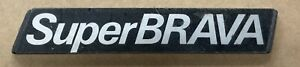 Fiat Super Brava Badge