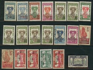 Lot-France-GABON-1924-M-U-1838