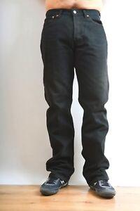 51a446b0b0e67 Chargement de l'image en cours Levis-501-homme-Vintage-Denim-Jeans-Bleu- Coupe-