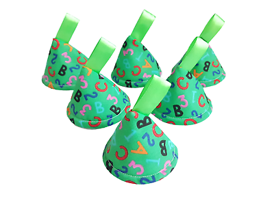 Pee Pee Tipi X 6 //// Wee Teepees conos Niño Bebé Ducha Regalo //// //// Fox Woodland