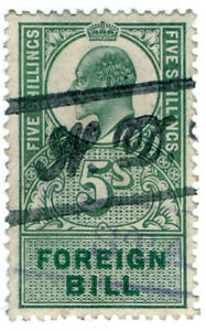 I-B-Edward-VII-Revenue-Foreign-Bill-5-1902
