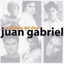 LA HISTORIA DEL DIVO by JUAN GABRIEL (CD, 2006 - USA - Sony) Good Condition!!!
