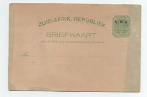 Copieux Lettre Entier Postal Afrique Du Sud Hollandaise A Voir