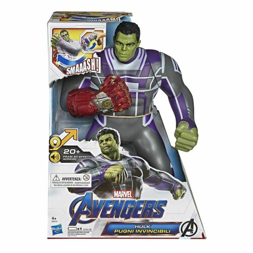 Marvel Avengers Issue Power Punch Hulk Action Figure