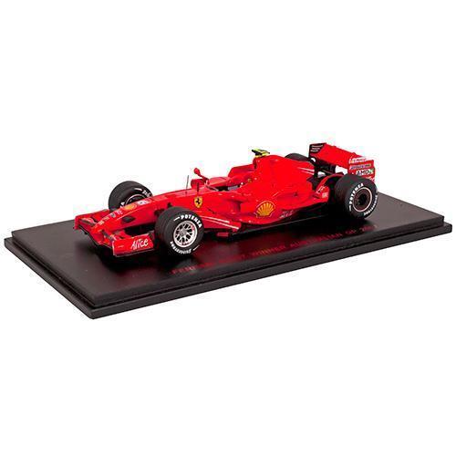 Red Line 1 43 2007 Ferrari F2007 Raikkonen Australian GP
