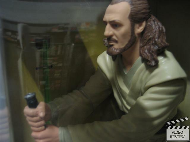 Qui-Gon Jinn  Mega-Collectible  Star Star Star Wars  33123  09ecb2