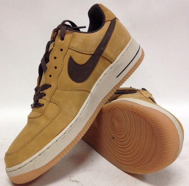 Size 11 Men's Nike Air Force 1 LowWP (309652 821) Pre Owned 8/10 Cond