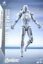 Hot Toys Iron Man Mark VII SUB ZERO Sideshow Exclusive New/Mint Sealed Shipper!