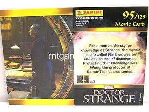 Doctor-Strange-Movie-Trading-Card-1x-095-Movie-Card-TCG
