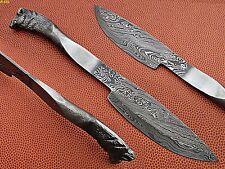UNION KNIVES CUSTOM HAND MADE DAMASCUS STEEL KNIFE.