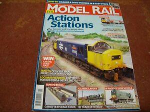 Avoir Un Esprit De Recherche Model Rail Magazine No 188 November 2013 Clair Et Distinctif