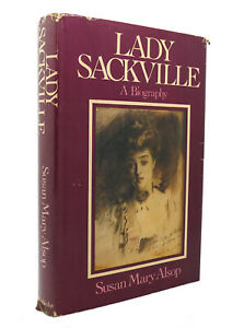 Susan Mary Alsop LADY SACKVILLE  1st Edition 1st Printing
