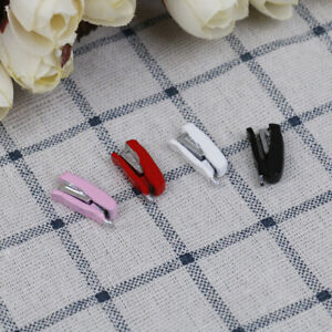 1-12-Dollhouse-miniature-metal-stapler-stationery-office-school-miniature-gif-Bi