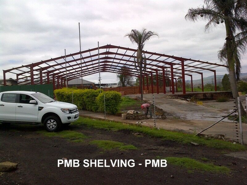 Warehousing Structures For Sale