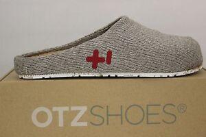 100% Wahr Herren Otz Schuhe Haus Pantoffeln Slipper Falte Braun 4310-brn Nagelneu In üBereinstimmung In Farbe