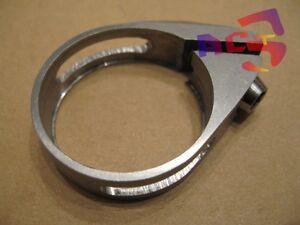 Gr.5 6Al//4V Titanium//Ti Seatpost Seat Clamp 36.4mm w// Ti Bolt 19.8g