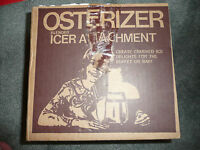Osterizer Blender Icer Attachment Model 435 Vintage Brand
