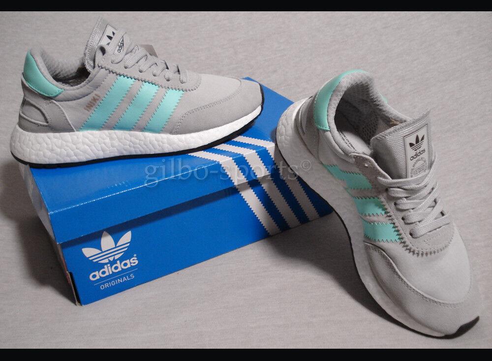 brand new 7c701 2280e Adidas Iniki Runner Turquoise Gris Taille 36 36 36 2 3 37 1 3 38 2 3 39 1 3  40 bb2747 f9e454
