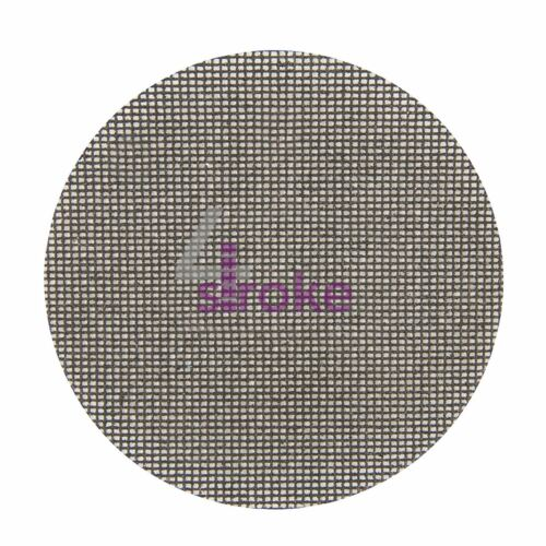 Hook /& Loop Mesh Sanding Disc 225mm 10Pk 120 Grit Washable For Re-Use