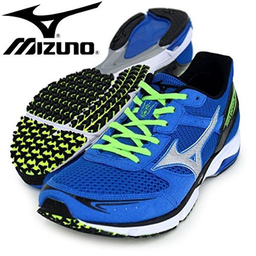 Mizuno Running shoes WAVE EMPEROR J1GA1676 Blue X silver