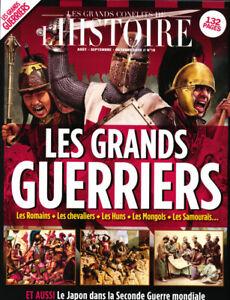 LES GRANDS CONFLITS DE L'HISTOIRE N°18 - LES GRANDS GUERRIERS