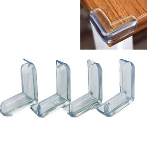 Clear-Table-Desk-Corner-Protector-Edge-Guard-Cushion-Baby-Safety-Bumper