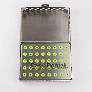 Dental-Implant-Drill-Bur-Polisher-Sterilization-Organizer-Holder-Box-Tray-Case