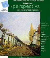 Iniciese en la perspectiva con los grandes maestros (Spanish Edition)-ExLibrary