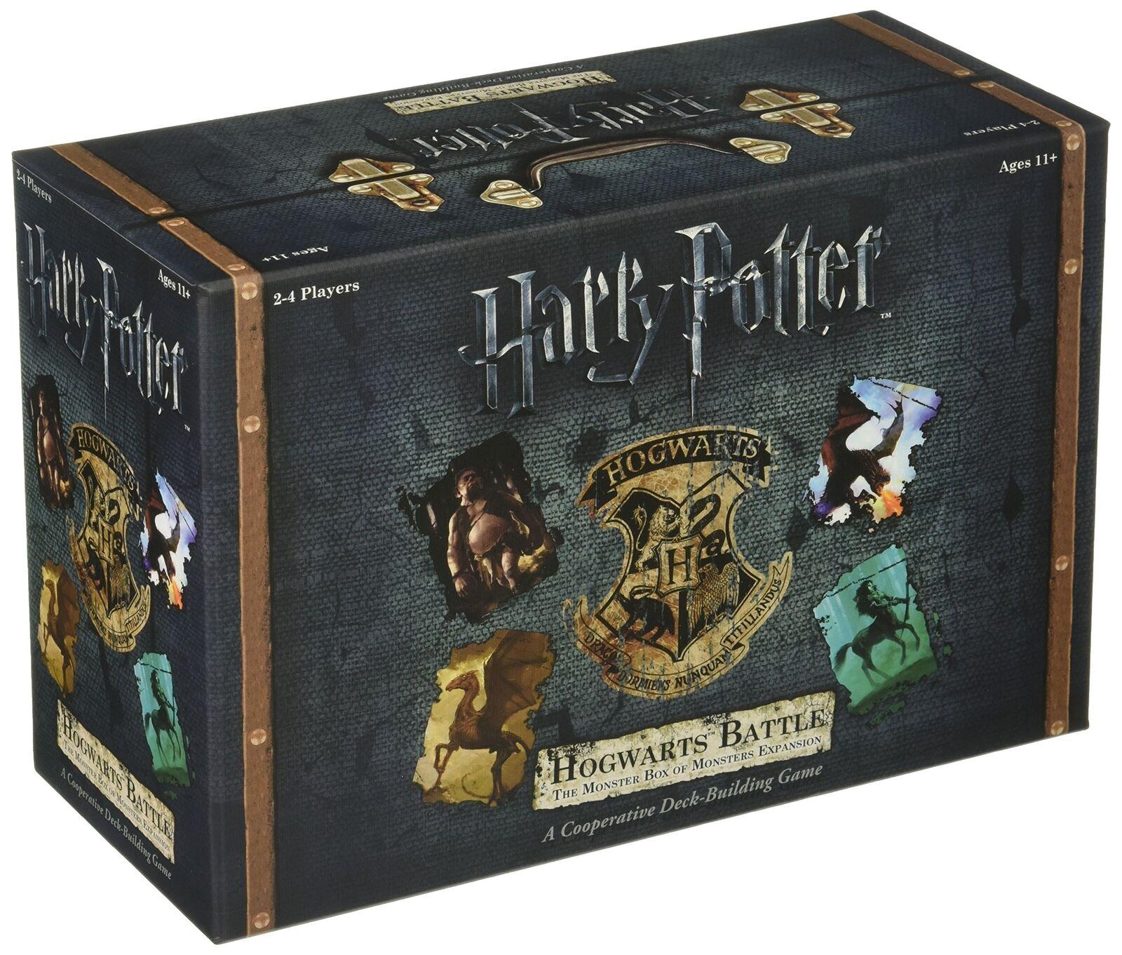 USAopoly usodb 010508 Harry Potter Hogwarts BATTAGLIA SCATOLA DI MOSTRI espansione,.