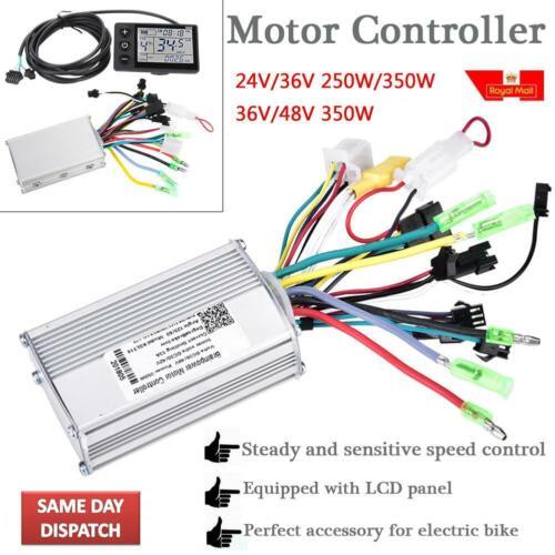 250W//350W Controller Scooter E-bike Electric Motor Waterproof LCD Panel Scooter