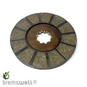 Disco-de-freno-165mm-10-dientes-Funda-mc-cormick-323-353-383-423-453-533-633