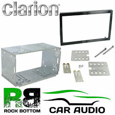 CLARION NX702E 100MM Replacement Double Din Car Stereo Radio Headunit Cage Kit